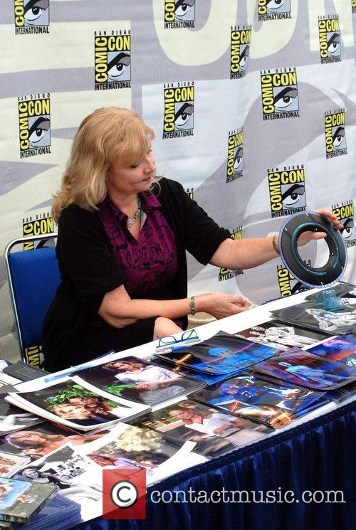 Cindy Morgan Comic-Con 2011 - Day 2 -...
