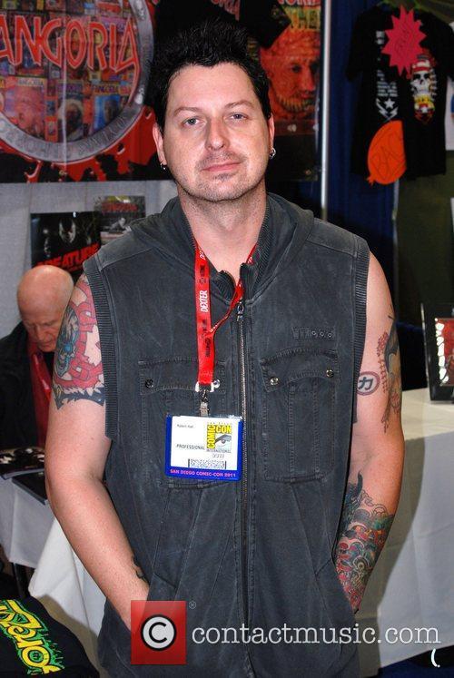 Robert Hall Comic-Con 2011 - Day 2 -...