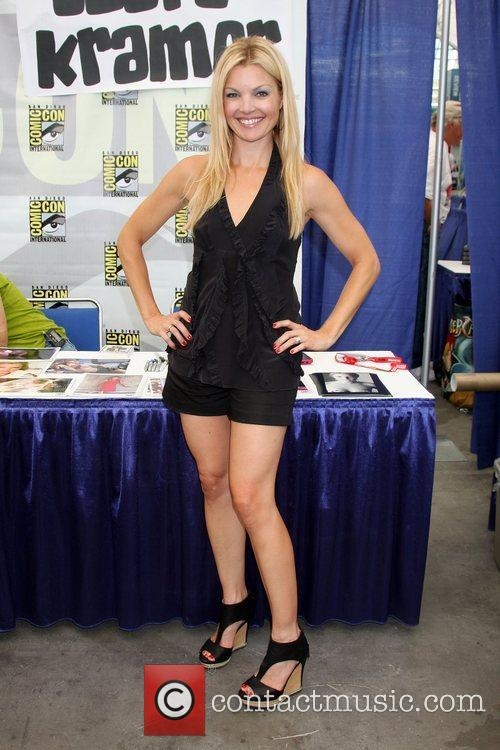 2011 Comic-Con Convention at San Diego Convetion Center...