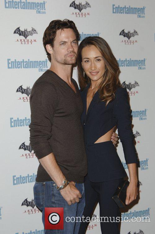 maggie q and shane west dating 2013 Are shane west and maggie q dating how long have maggie q and shane west been dating more than 2 years by now share to: answered in actors & actresses.