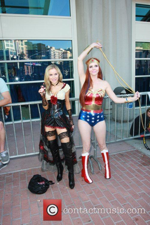 Phoebe Price, Paula Labaredas and Wonder Woman 6