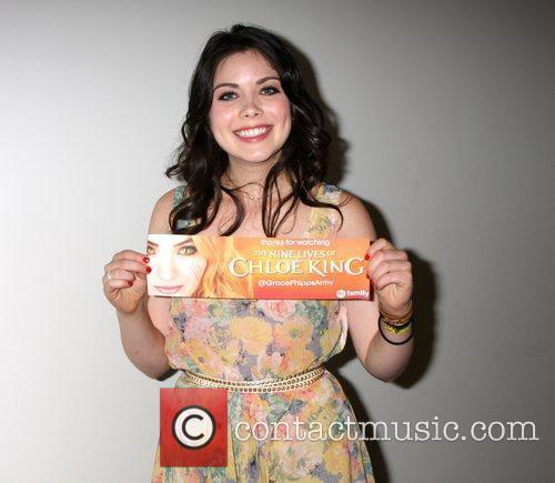 Grace Phipps 2011 Comic-Con Convention - Day 2...