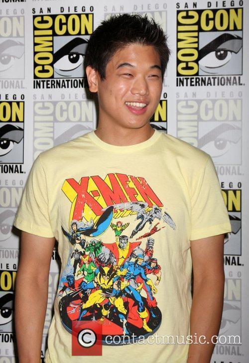 Ki Hon Lee 2011 Comic-Con Convention - Day...