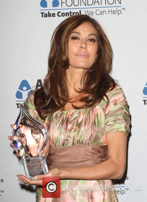 Teri Hatcher at the Arthritis Foundation's Commitment To...