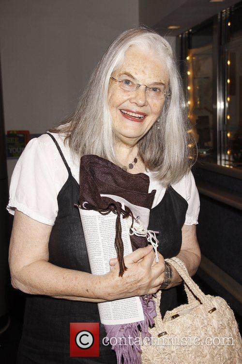 Lois Smith New York premiere of 'Completeness' at...