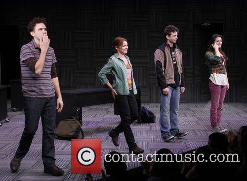New York premiere of 'Completeness' at the Playwrights...