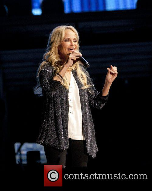 Kristin Chenoweth and Central Park 5