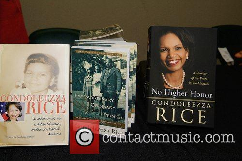 Atmosphere and Condoleezza Rice 1