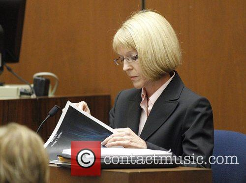 Refers to records during her testimony during Dr....