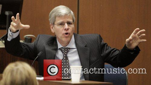 Anesthesiology expert Dr. Steven Shafer testifies during Dr....