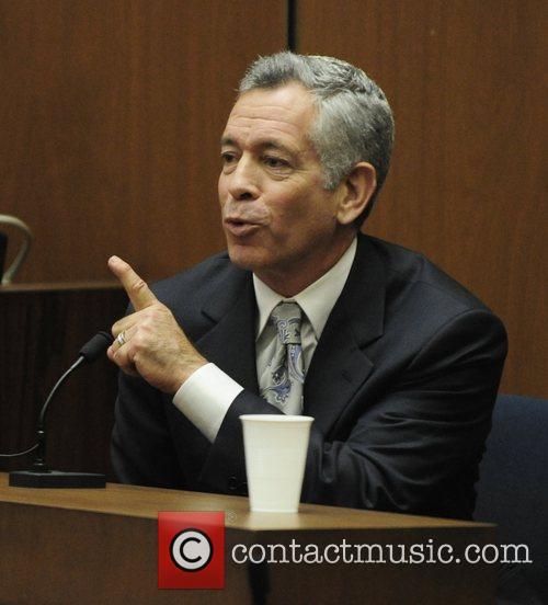 Dr. Robert Waldman an addiction specialist, testifies at...