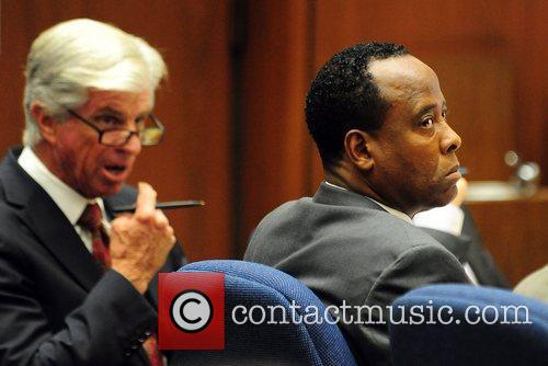 Conrad Murray and J. Michael Flanagan 1