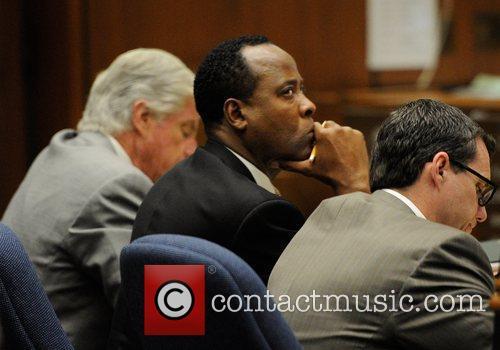 Defense Attorney J. Michael Flanagan, Dr. Conrad Murray...