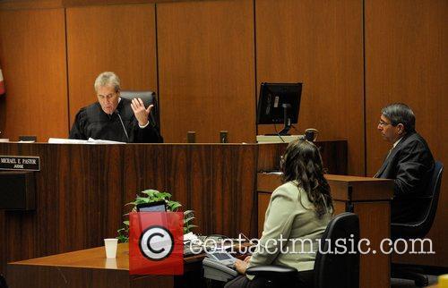 Judge Michael Pastor  charges Dr. Paul White...