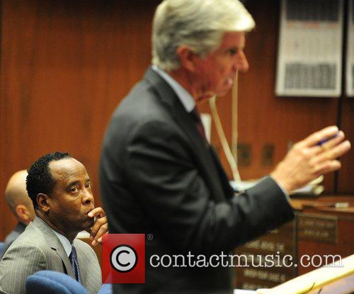 Conrad Murray and J. Michael Flanagan 7