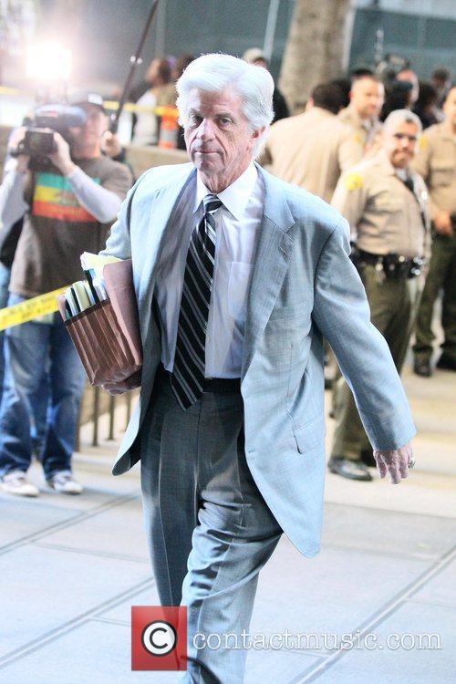 Defense lawyer John Michael Flanagan Day 24 of...