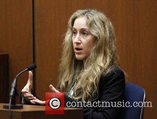 Dr. Richelle Cooper continues her testimony during Murray's...