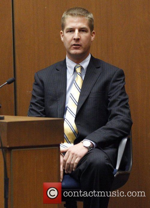 Sprint employee Jeff Strohm testifies during Dr. Conrad...