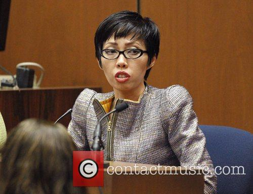 Cardiologist Dr. Thao Nguyen testifies during Dr. Conrad...