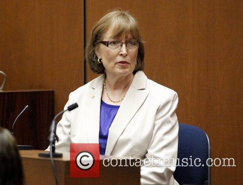 Prosecution witness Dr. Joanne Prashad  testifies during...