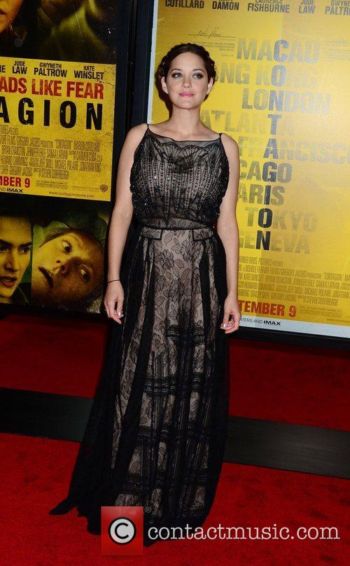 New York premiere of 'Contagion' at the Rose...