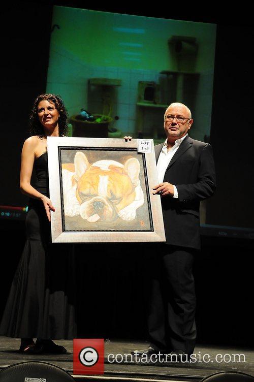 Bella Oosthuizen and Tomasz Rut presents his art...