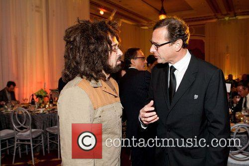 Adam Duritz and Bob Saget 3