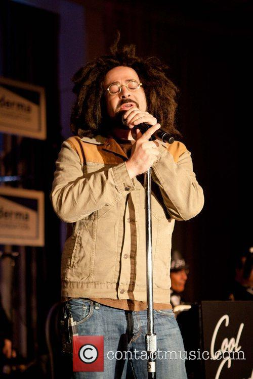 Adam Duritz and Counting Crows 2