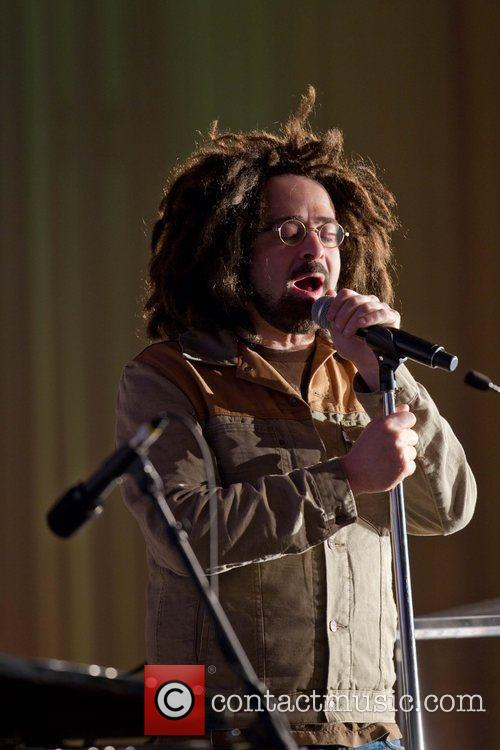 Adam Duritz and Counting Crows 6