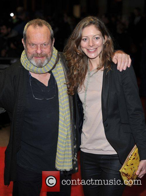 Terry Gilliam and Odeon West End 3