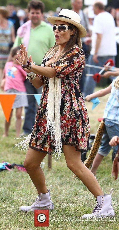 Elen Rivas The Cornbury Music Festival 2011 -...