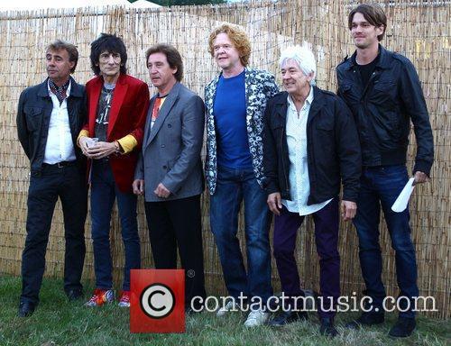 The Faces The Cornbury Music Festival 2011 -...