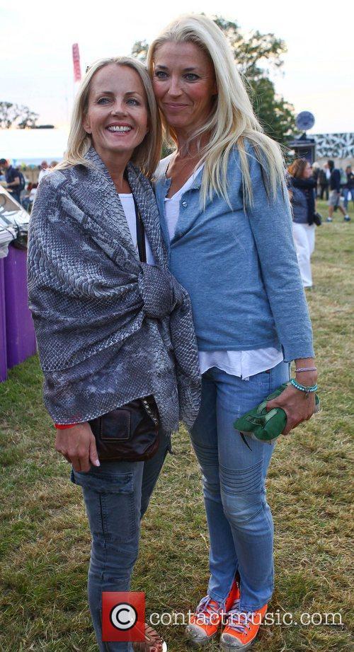 Tamara Beckwith, Cornbury Music Festival