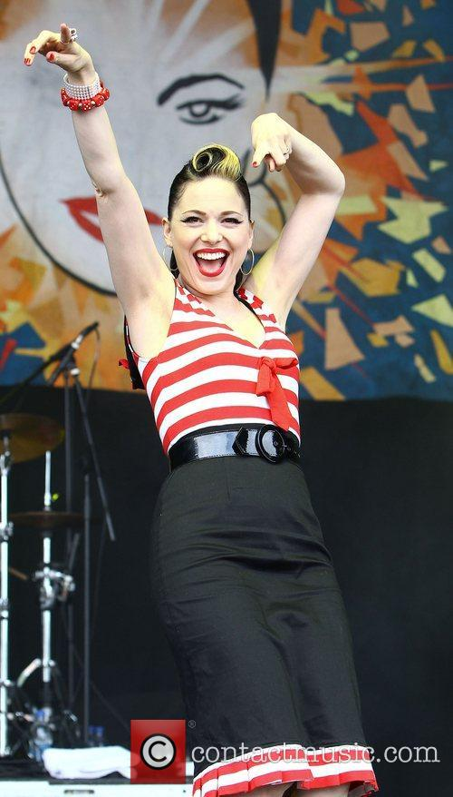 Imelda May, Cornbury Music Festival