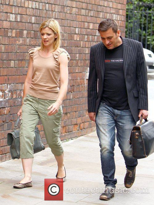 Jane Danson and Chris Gascoyne 5