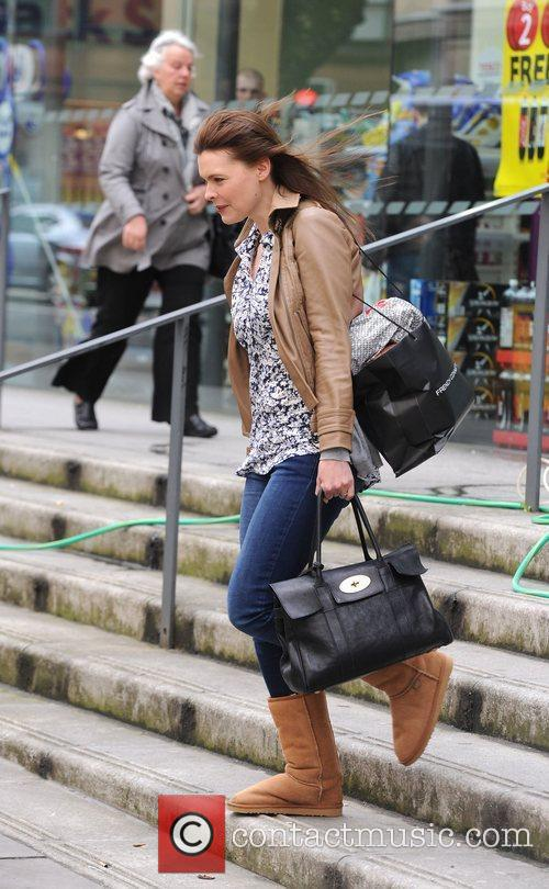 Coronation Street and Kate Ford 2