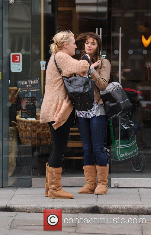 Coronation Street and Kate Ford 5