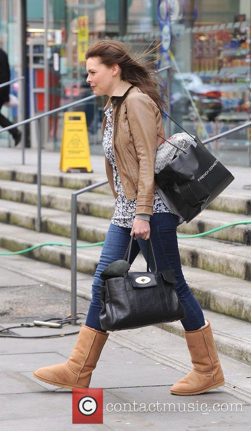 Coronation Street and Kate Ford 4