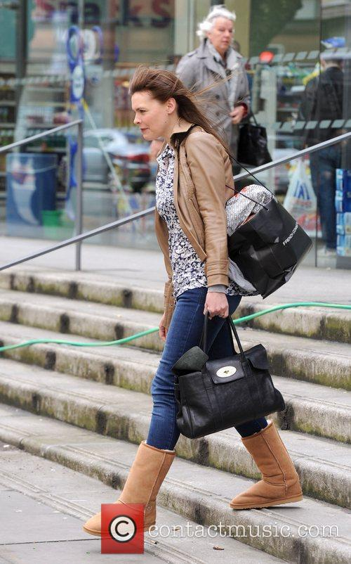 Coronation Street and Kate Ford 3