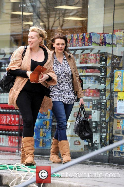 Coronation Street and Kate Ford 6