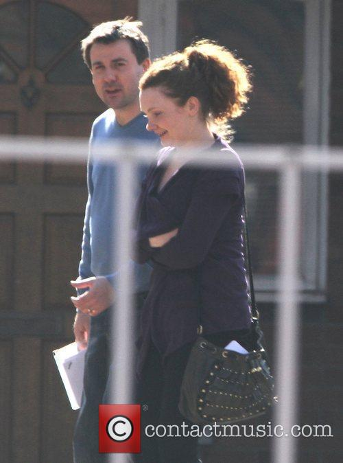 Graeme Hawley and Jennie Mcalpine
