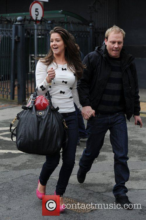Brooke Vincent, Antony Cotton and Coronation Street 1