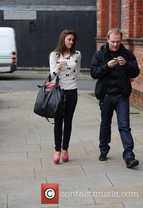 Brooke Vincent, Antony Cotton and Coronation Street 10