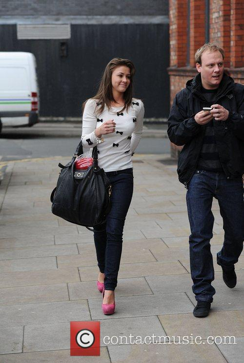 Brooke Vincent, Antony Cotton and Coronation Street 5