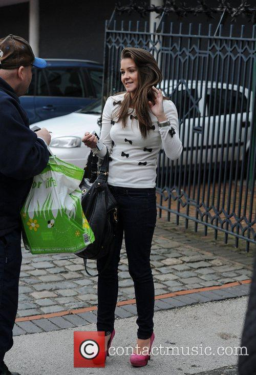 Brooke Vincent, Coronation Street and Stephen Jones 4