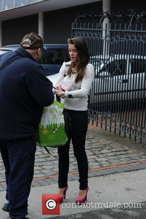 Brooke Vincent, Coronation Street and Stephen Jones 6