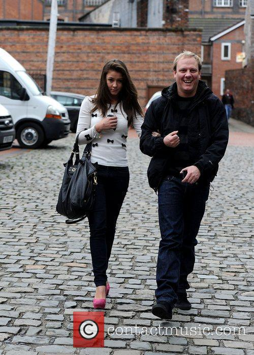 Brooke Vincent, Antony Cotton and Coronation Street 9