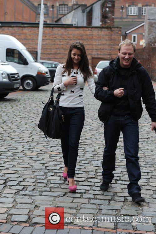 Brooke Vincent, Antony Cotton and Coronation Street 12