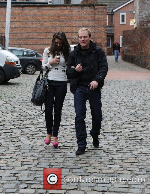 Brooke Vincent, Antony Cotton and Coronation Street 8