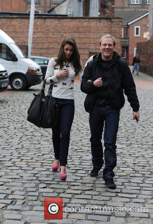 Brooke Vincent, Antony Cotton and Coronation Street 13
